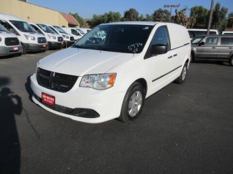 2013 RAM C/V for sale at Norco Truck Center in Norco CA