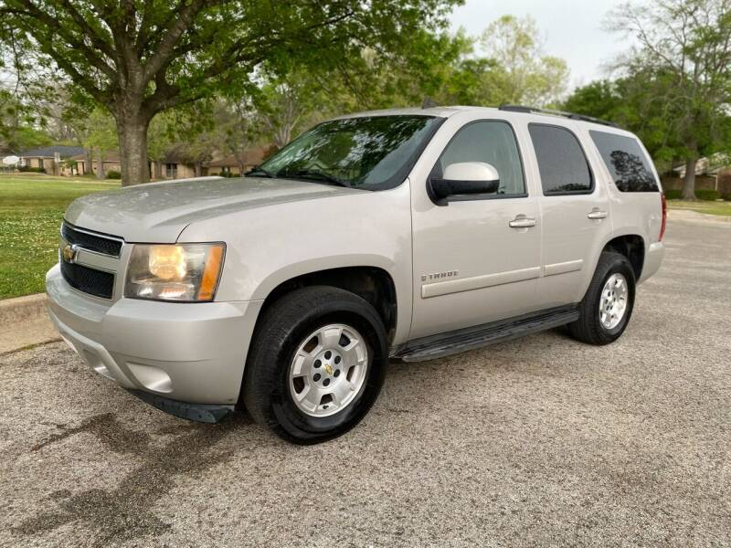 2008 Chevrolet Tahoe for sale at Russell Brothers Auto Sales in Tyler TX