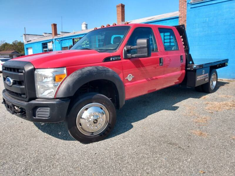 2011 Ford F-450 Super Duty for sale at HWY 49 MOTORCYCLE AND AUTO CENTER in Liberty NC