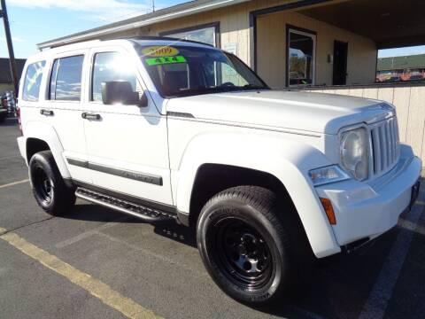 2009 Jeep Liberty for sale at BBL Auto Sales in Yakima WA