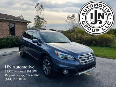2016 Subaru Outback for sale at IJN Automotive Group LLC in Reynoldsburg OH