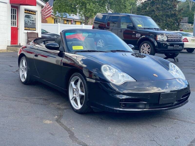 2003 Porsche 911 for sale at Milford Automall Sales and Service in Bellingham MA