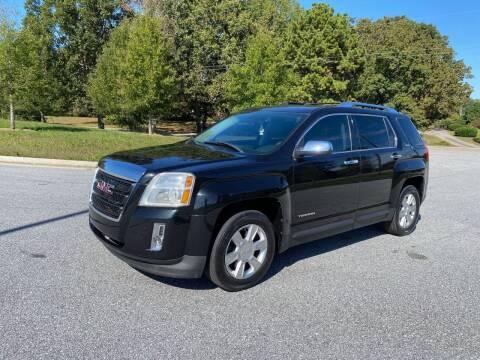 2012 GMC Terrain for sale at GTO United Auto Sales LLC in Lawrenceville GA
