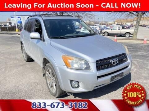 2010 Toyota RAV4 for sale at Glenbrook Dodge Chrysler Jeep Ram and Fiat in Fort Wayne IN