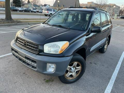 2001 Toyota RAV4 for sale at Your Car Source in Kenosha WI