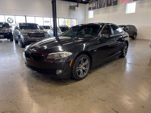 2013 BMW 5 Series for sale at CarNova in Sterling Heights MI