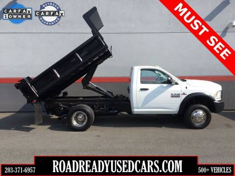 2014 RAM Ram Chassis 3500 for sale at Road Ready Used Cars in Ansonia CT