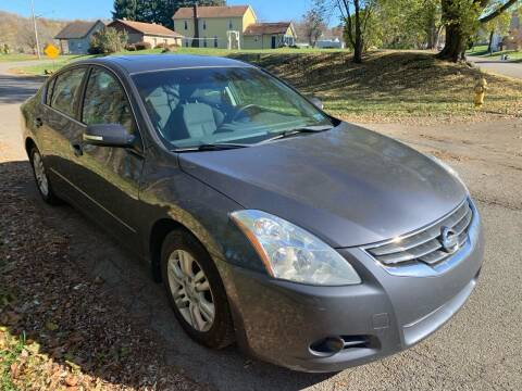 2010 Nissan Altima for sale at Trocci's Auto Sales in West Pittsburg PA