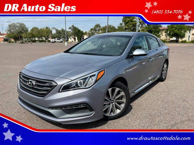 2015 Hyundai Sonata for sale at DR Auto Sales in Scottsdale AZ