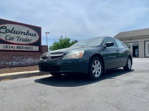 2004 Honda Accord for sale at Columbus Car Trader in Reynoldsburg OH