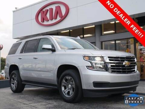 2018 Chevrolet Tahoe for sale at JumboAutoGroup.com in Hollywood FL
