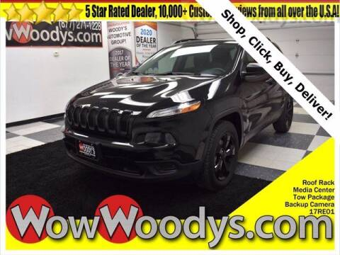 2017 Jeep Cherokee for sale at WOODY'S AUTOMOTIVE GROUP in Chillicothe MO