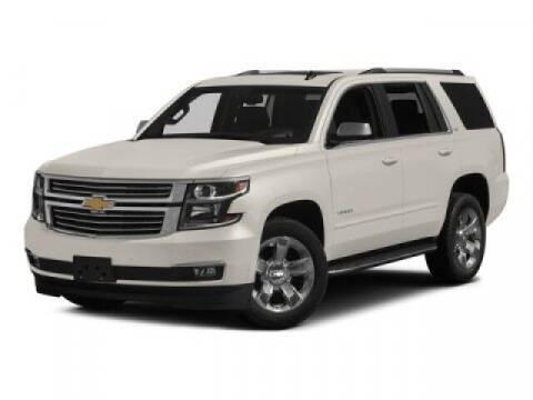 2015 Chevrolet Tahoe for sale at Smart Auto Sales of Benton in Benton AR