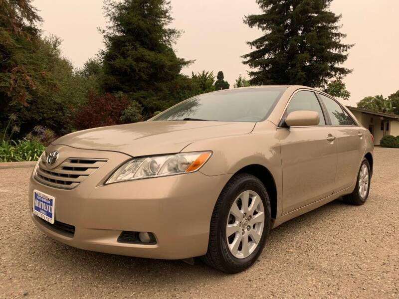2009 Toyota Camry for sale at Santa Barbara Auto Connection in Goleta CA