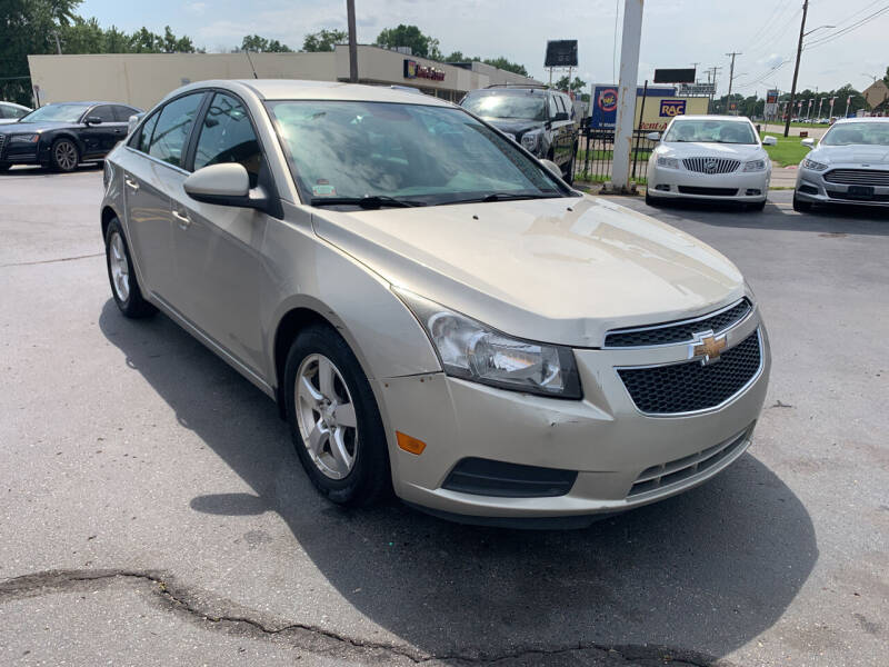 2013 Chevrolet Cruze for sale at Summit Palace Auto in Waterford MI