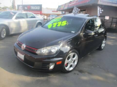 2010 Volkswagen GTI for sale at Quick Auto Sales in Modesto CA