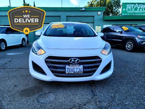 2016 Hyundai Elantra GT for sale at Stark Auto Sales in Modesto CA