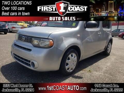 2010 Nissan cube for sale at 1st Coast Auto -Cassat Avenue in Jacksonville FL