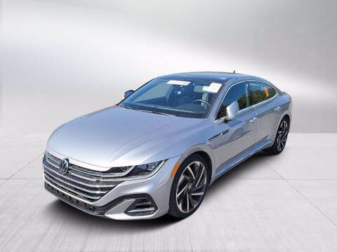 2021 Volkswagen Arteon for sale at Fitzgerald Cadillac & Chevrolet in Frederick MD