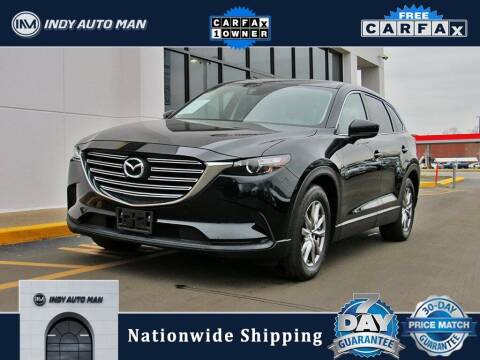 2017 Mazda CX-9 for sale at INDY AUTO MAN in Indianapolis IN