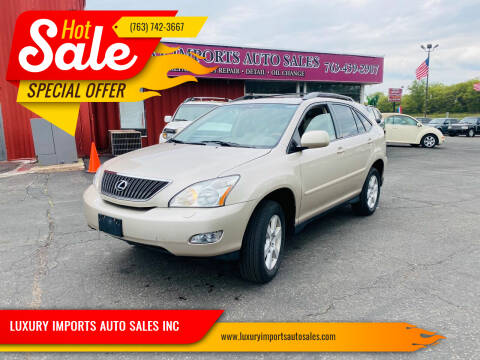 2005 Lexus RX 330 for sale at LUXURY IMPORTS AUTO SALES INC in North Branch MN