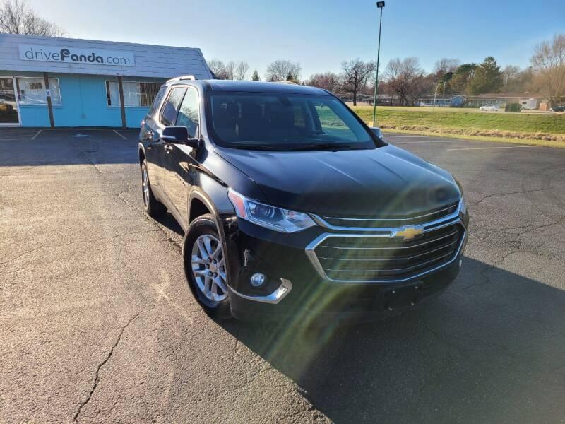 2020 Chevrolet Traverse for sale at DrivePanda.com in Dekalb IL