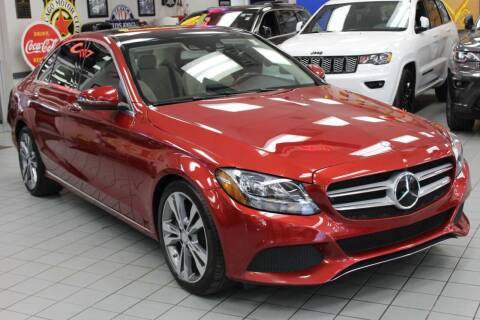 2016 Mercedes-Benz C-Class for sale at Windy City Motors in Chicago IL