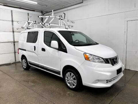 2015 Nissan NV200 for sale at PARKWAY AUTO in Hudsonville MI
