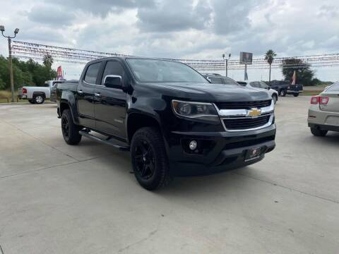 2015 Chevrolet Colorado for sale at A & V MOTORS in Hidalgo TX
