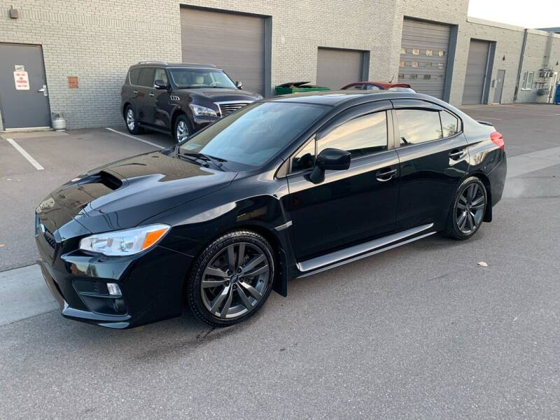 2017 Subaru WRX for sale at The Car Buying Center in St Louis Park MN