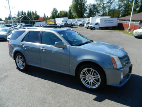 2008 Cadillac SRX for sale at J & R Motorsports in Lynnwood WA