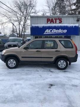 2003 Honda CR-V for sale at Route 107 Auto Sales LLC in Seabrook NH
