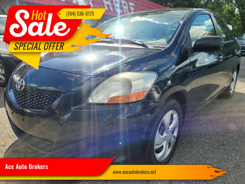 2009 Toyota Yaris for sale at Ace Auto Brokers in Charlotte NC