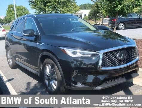 2020 Infiniti QX50 for sale at Carol Benner @ BMW of South Atlanta in Union City GA