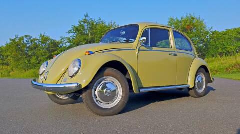 1966 Volkswagen Beetle for sale at McQueen Classics in Lewes DE