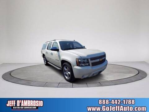 2011 Chevrolet Suburban for sale at Jeff D'Ambrosio Auto Group in Downingtown PA