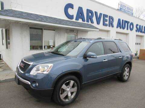 2012 GMC Acadia for sale at Carver Auto Sales in Saint Paul MN