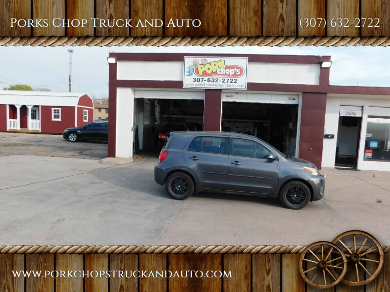 2008 Scion xD for sale at Porks Chop Truck and Auto in Cheyenne WY