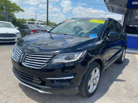 2016 Lincoln MKC for sale at Cow Boys Auto Sales LLC in Garland TX