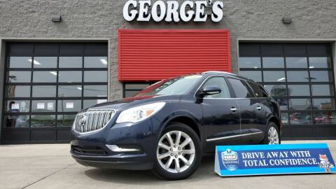 2016 Buick Enclave for sale at George's Used Cars - Pennsylvania & Allen in Brownstown MI