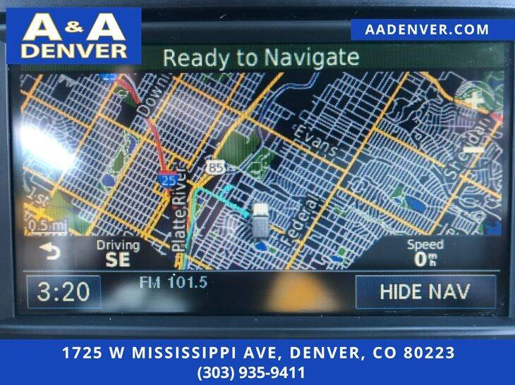 2012 Jeep Compass 4x4 Limited 4dr SUV - Denver CO