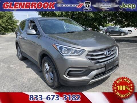 2018 Hyundai Santa Fe Sport for sale at Glenbrook Dodge Chrysler Jeep Ram and Fiat in Fort Wayne IN