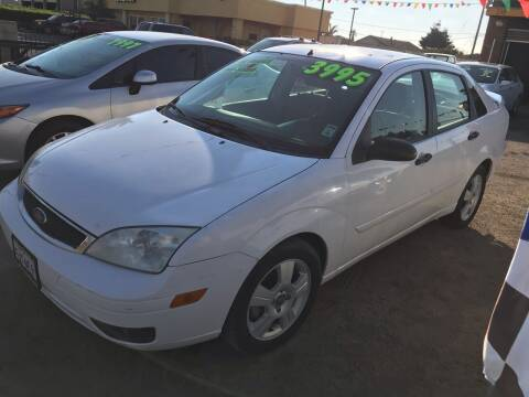2006 Ford Focus for sale at Golden Coast Auto Sales in Guadalupe CA