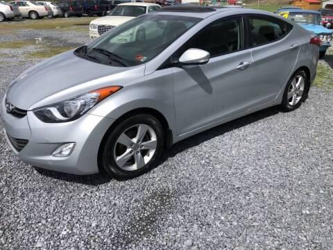 2012 Hyundai Elantra for sale at Tri-Star Motors Inc in Martinsburg WV
