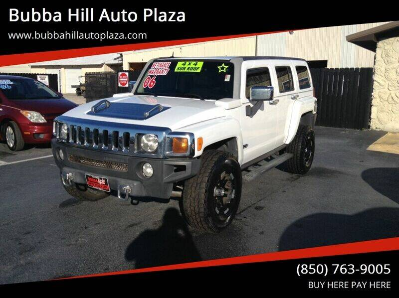 2006 HUMMER H3 for sale at Bubba Hill Auto Plaza in Panama City FL
