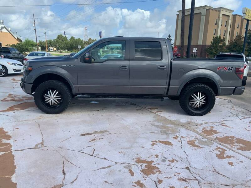2013 Ford F-150 for sale at Uncle Ronnie's Auto LLC in Houma LA