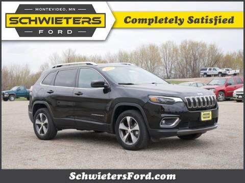2019 Jeep Cherokee for sale at Schwieters Ford of Montevideo in Montevideo MN
