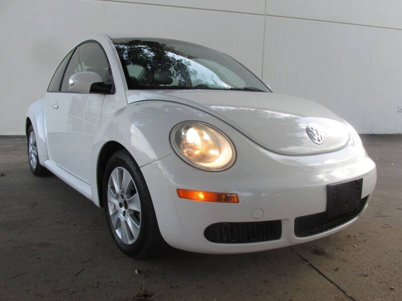 2010 Volkswagen New Beetle for sale at QUALITY MOTORCARS in Richmond TX