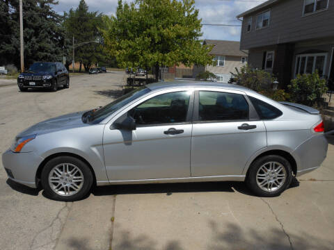 2011 Ford Focus for sale at Grand River Auto Sales in River Grove IL
