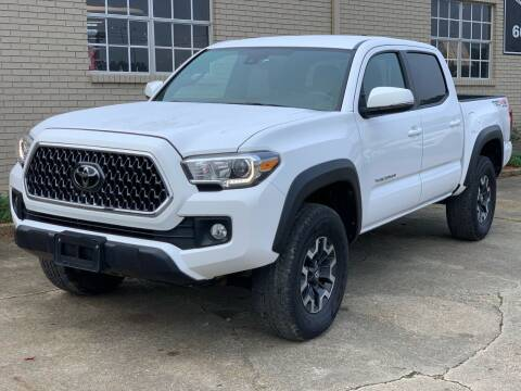 2019 Toyota Tacoma for sale at Quality Auto of Collins in Collins MS